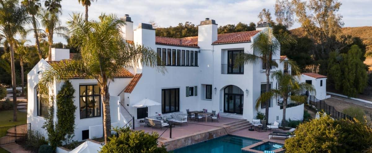 Santa Maria Estate in Topanga Hero Image in undefined, Topanga, CA