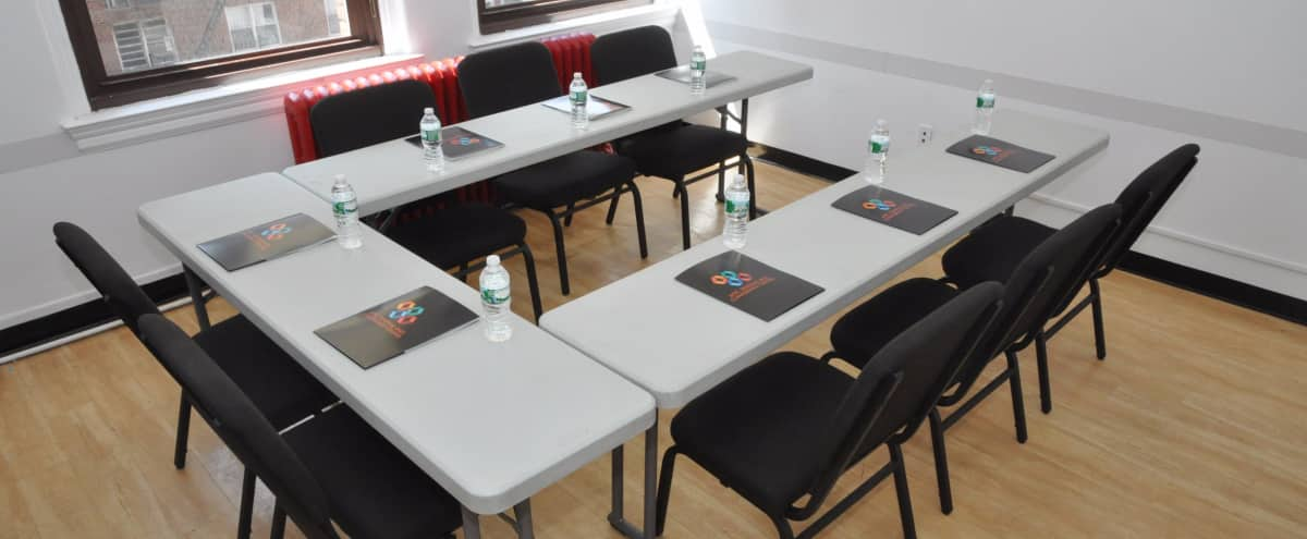 Meeting Room in the Flatiron District in New York Hero Image in Midtown, New York, NY