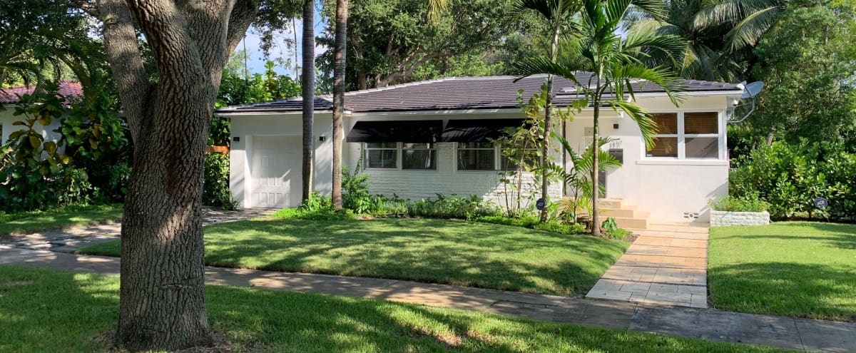 Fabulous House in Miami Shores for Production Shoots in Miami Shores Hero Image in undefined, Miami Shores, FL