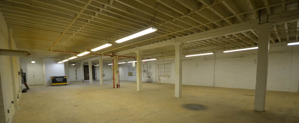 5250 sf  Industrial  Loft in Bronx Hero Image in West Bronx, Bronx, NY