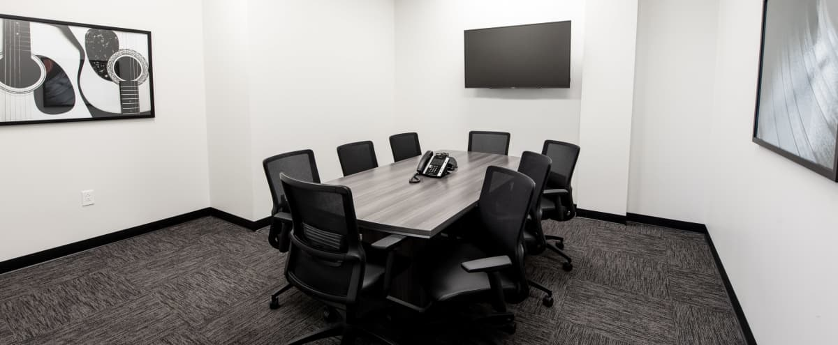 8 Person Conference Room in Plano Hero Image in undefined, Plano, TX