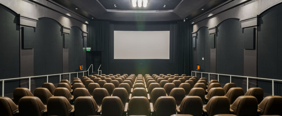 A unique, private large theater in the heart of Century City in Los Angeles Hero Image in Century City, Los Angeles, CA