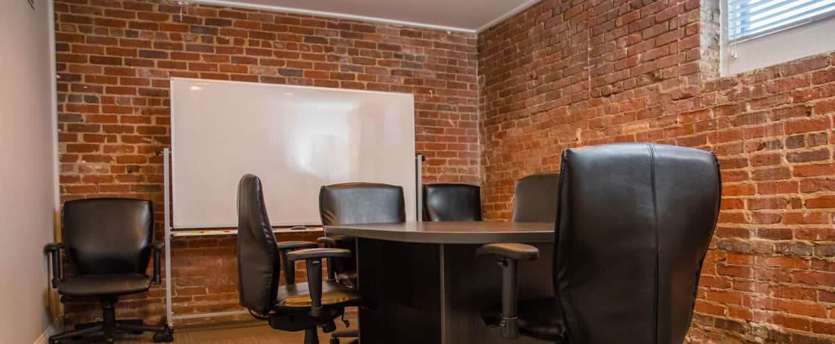 Equipped Meeting Room for 6 in Newnan Hero Image in undefined, Newnan, GA
