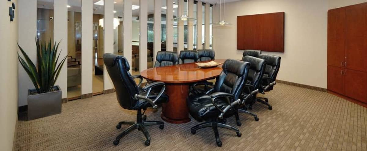 Large 10 Person Hi-Tech Meeting/Conference Room in Plano in Plano Hero Image in undefined, Plano, TX
