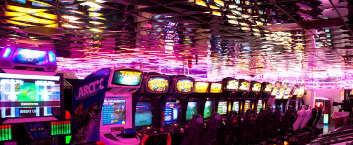 Arcade in Los Angeles Hero Image in East Hollywood, Los Angeles, CA