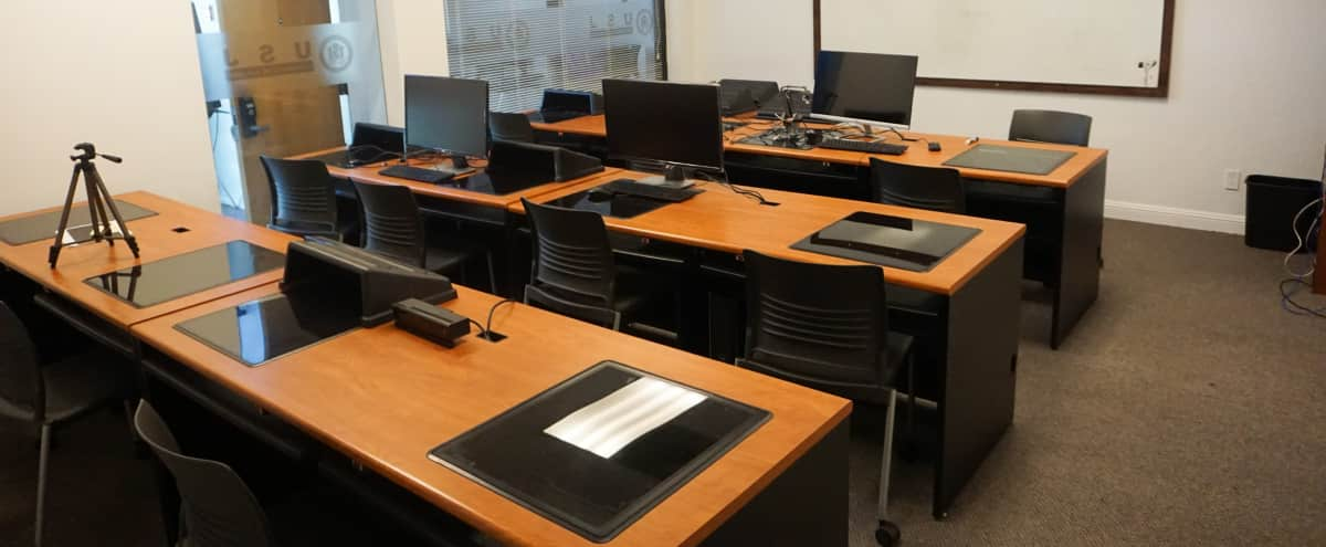 Silicon Valley Quiet Class and Meeting Room located in Downtown San Jose in San Jose Hero Image in North San Jose, San Jose, CA