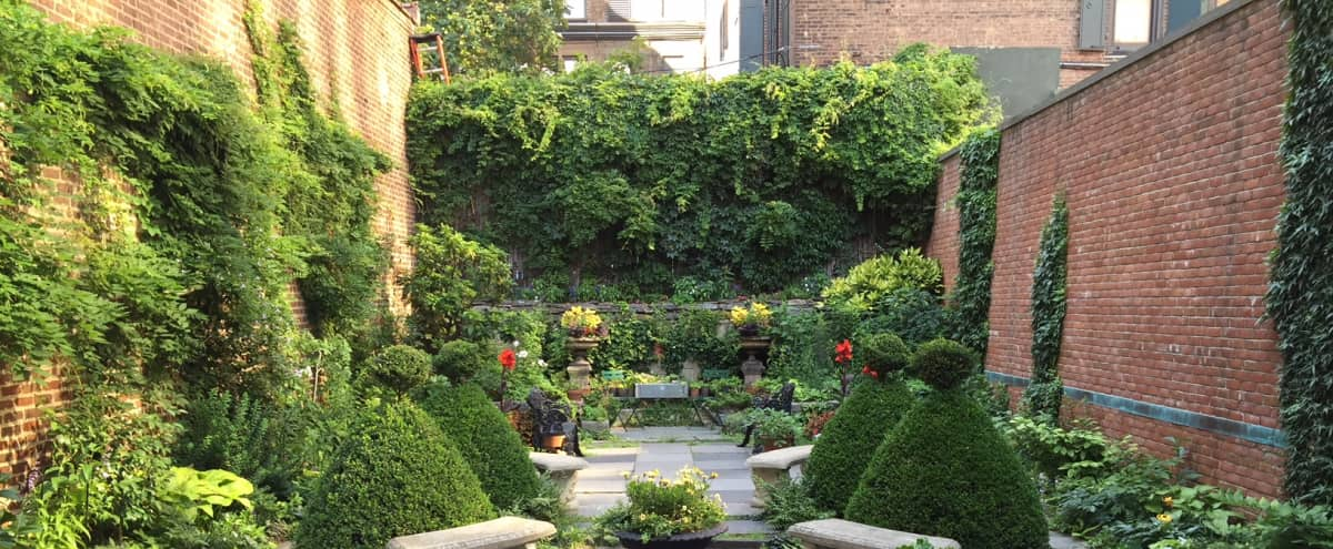 New York City's Only Intact 19th Century Townhouse & Garden in New York Hero Image in Lower Manhattan, New York, NY