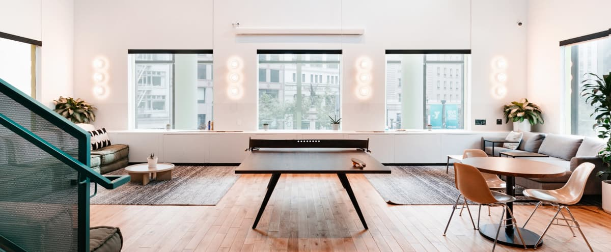 Meeting and Event Space in FIDI in San Francisco Hero Image in Financial District, San Francisco, CA