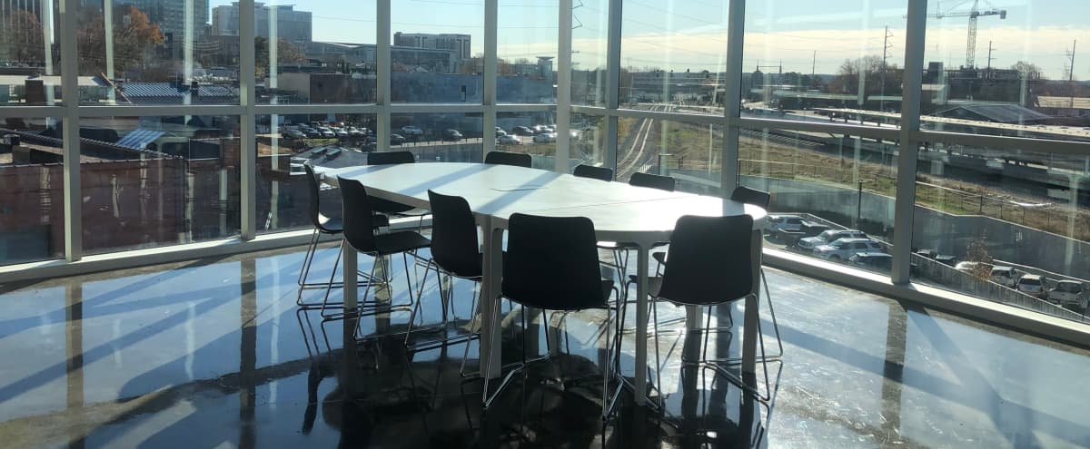 Versatile Downtown Space in Union Station with Breathtaking View in Raleigh Hero Image in Downtown, Raleigh, NC