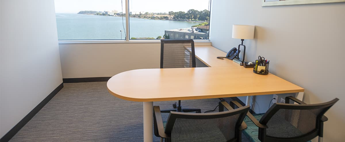 New Executive Office with Stunning View in Burlingame Hero Image in Ingold - Milldale, Burlingame, CA