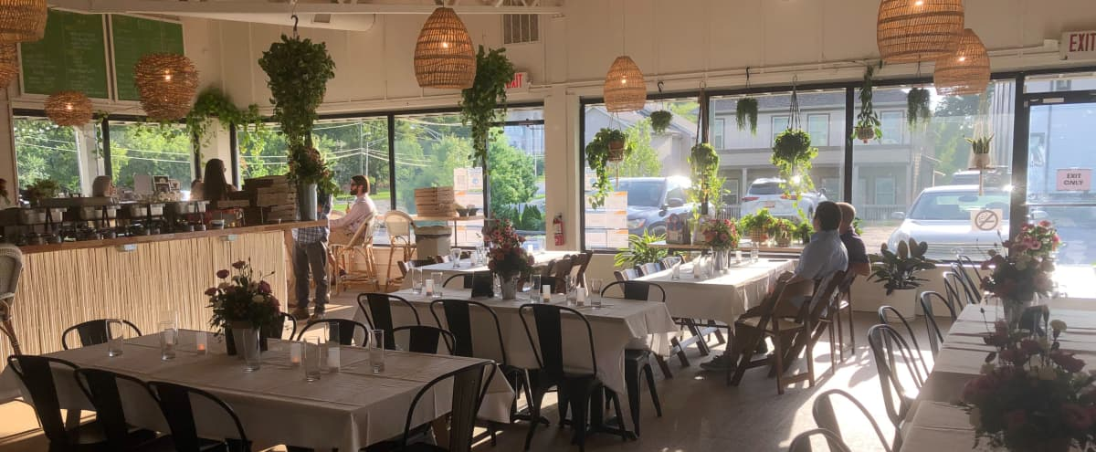 Bright and Cozy Cafe Makai in Nashville Hero Image in Edgehill, Nashville, TN