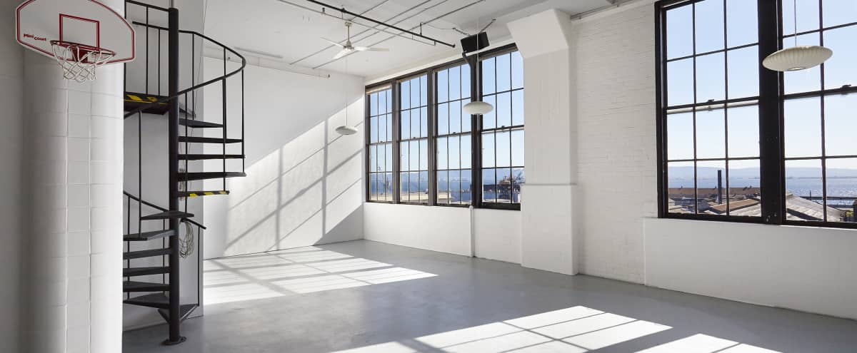 Spacious Offsite Location in Photo Studio in San Francisco Hero Image in Potrero Hill, San Francisco, CA