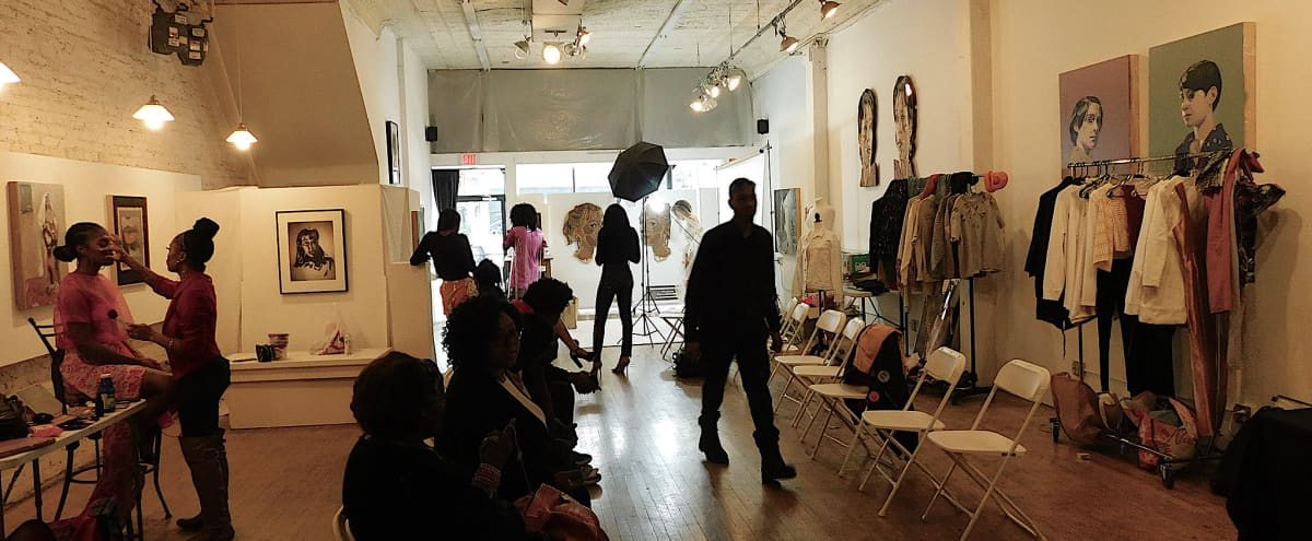 Creative Gallery, Studio w/ High Ceilings & Natural Light in Chicago Hero Image in Logan Square, Chicago, IL