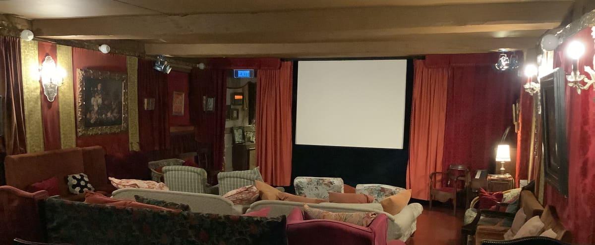 Beautiful Small Cinema & Broadcast Studio in London Hero Image in Rotherhithe, London,