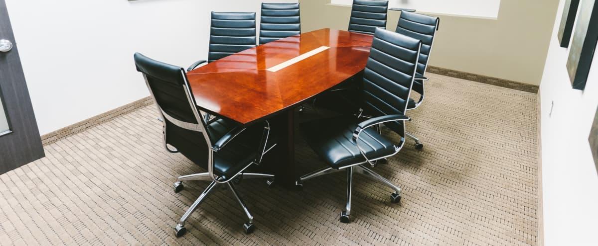 Video Conference Room - 6 People in Dallas Hero Image in Vickery Meadow, Dallas, TX