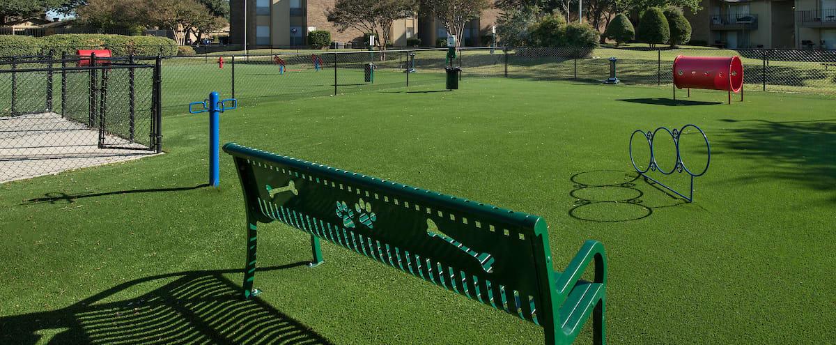Fun Dog Bark Park in Addison in Addison Hero Image in undefined, Addison, TX