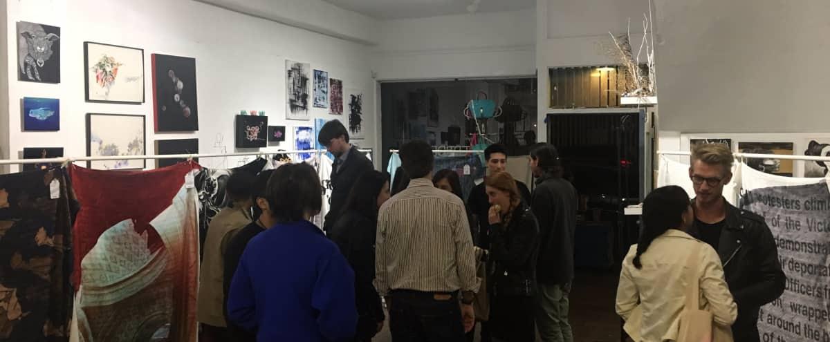 Echo Park - Industrial Gallery for Events in Los Angeles Hero Image in Echo Park, Los Angeles, CA