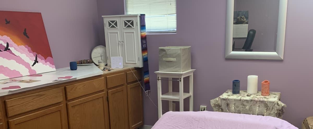 Cozy Massage Studio with additional Bonus Room in Denver Hero Image in Hampden South, Denver, CO