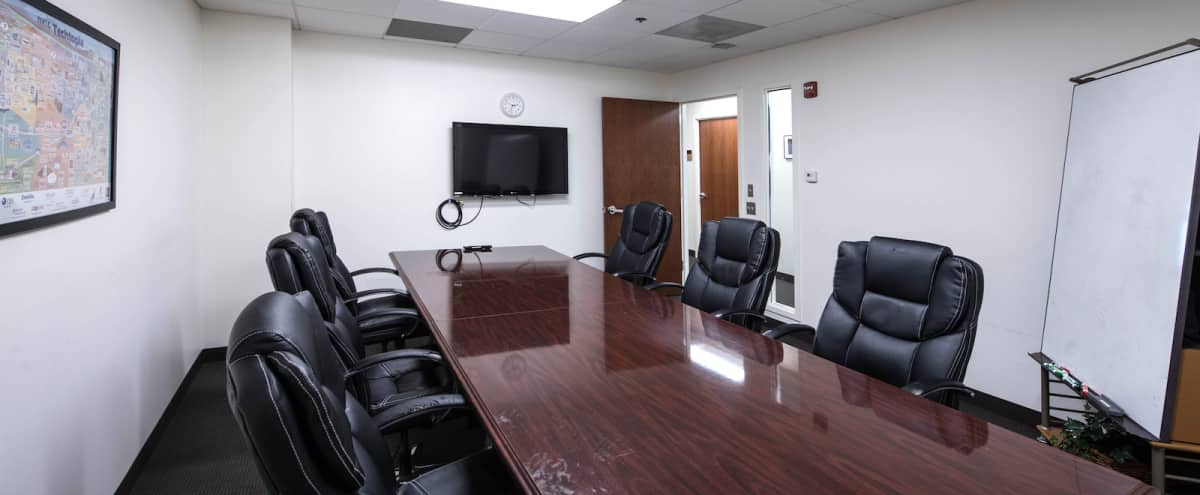 Comfortable Meeting Space - Large Table & Great Chairs (Cr 7, Room 309) in Fairfax Hero Image in undefined, Fairfax, VA