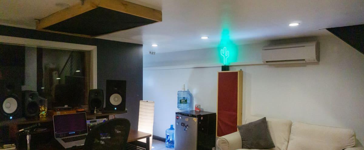 Spacious Recording Studio in Brooklyn Hero Image in Crown Heights, Brooklyn, NY
