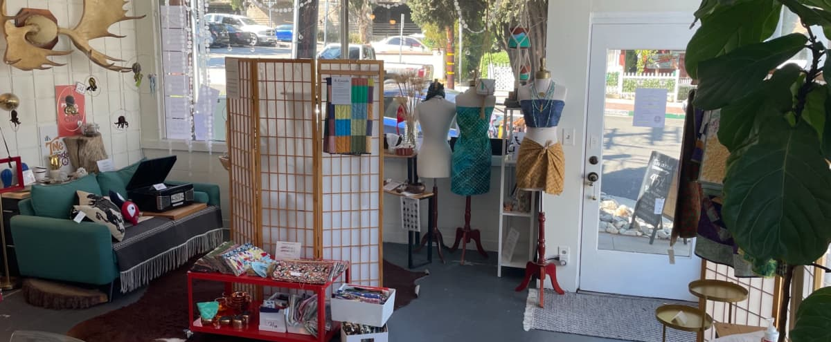 Creative Studio with Views in Historic Art + Design District in Sierra Madre Hero Image in undefined, Sierra Madre, CA