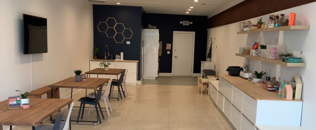 Bright, Modern, Cheerful, Mid-City Workshop Space- Close to Everything! in LOS ANGELES Hero Image in Central LA, LOS ANGELES, CA
