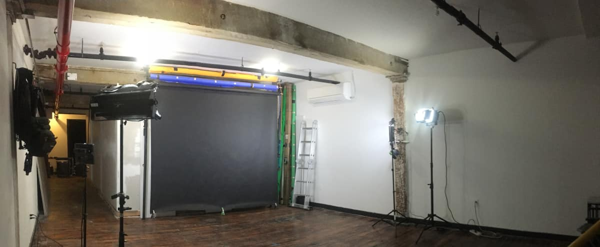Rustic 375 Sqft Greenpoint Creative Photo/Video Studio in Brooklyn Hero Image in Greenpoint, Brooklyn, NY