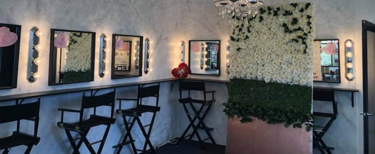 Really Cute Makeup Studio with Lights in East Los Angeles Hero Image in South Montebello, East Los Angeles, CA