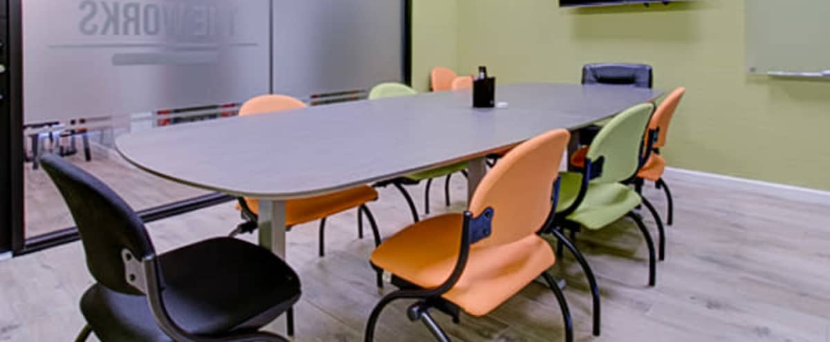 Bright And Modern Conference Room in Gilbert Hero Image in undefined, Gilbert, AZ
