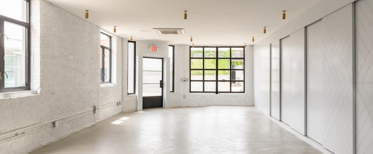 Indoor & Outdoor Space For Intimate Private And Corporate Events in Brooklyn Hero Image in Red Hook, Brooklyn, NY