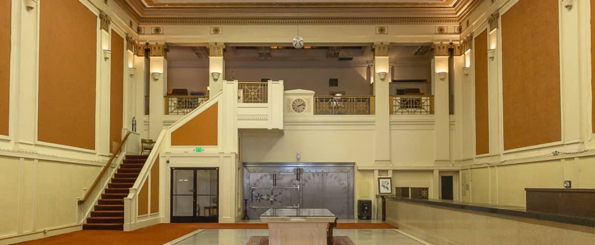 Historic Bank - Event Venue in Downtown Vallejo in Vallejo Hero Image in undefined, Vallejo, CA