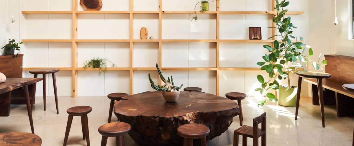 Unique Design Coffee Shop with One of a Kind Vibe | Perfect for Intimate Events in San Diego Hero Image in Morena, San Diego, CA