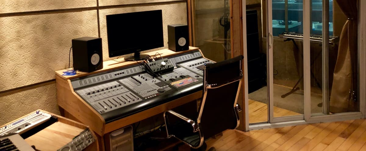 Production / Recording Space for Artists and Producers in New York Hero Image in Midtown Manhattan, New York, NY
