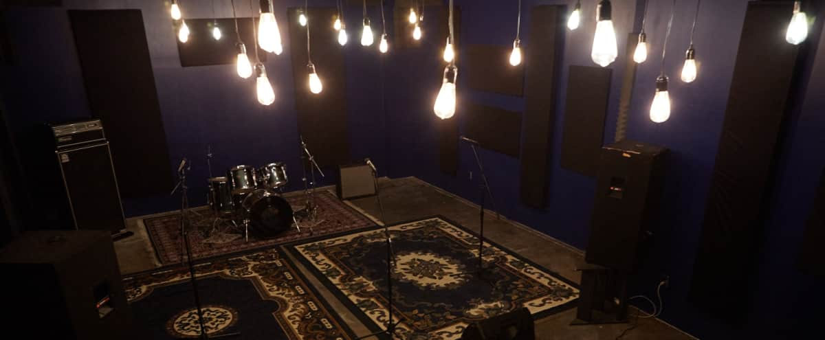 Full Music Studio In Heart of Los Angeles in Los Angeles Hero Image in South Los Angeles, Los Angeles, CA