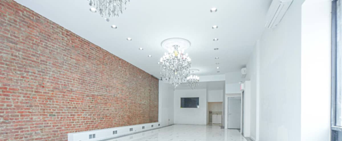 Prime Ditmas Park Event space, Rustic with modern finishes, High Ceiling, in Brooklyn Hero Image in Flatbush, Brooklyn, NY