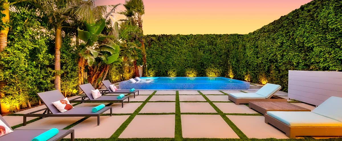 The Melrose Luxury Villa in Los Angeles Hero Image in Melrose, Los Angeles, CA