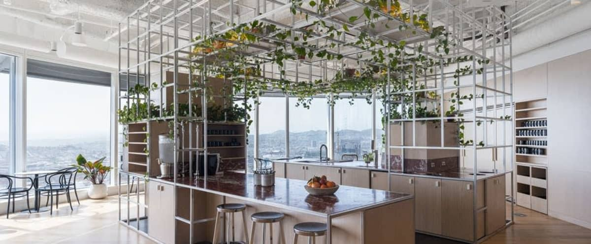 A stunning, full-service, private venue with phenomenal, panoramic views of the Bay area in San Francisco Hero Image in South Beach, San Francisco, CA