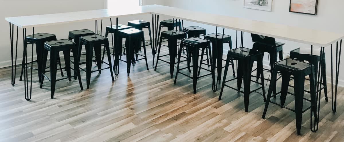 Creative Event Space in Downtown Kennesaw with Natural Light in Kennesaw Hero Image in undefined, Kennesaw, GA