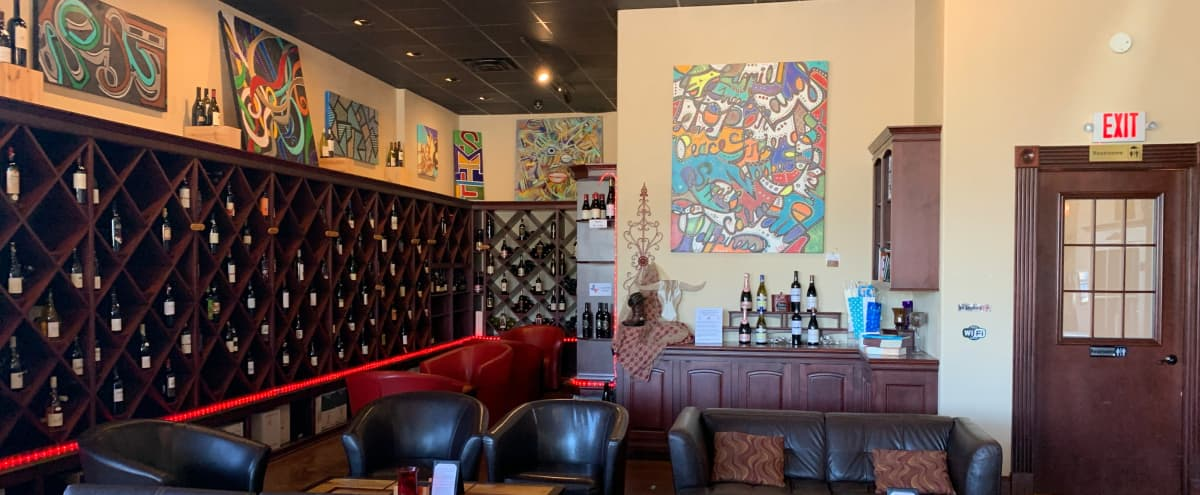 Wine Cellar - Full Buyout - 100 Guests - Party Room - Patio in Houston Hero Image in Westside, Houston, TX