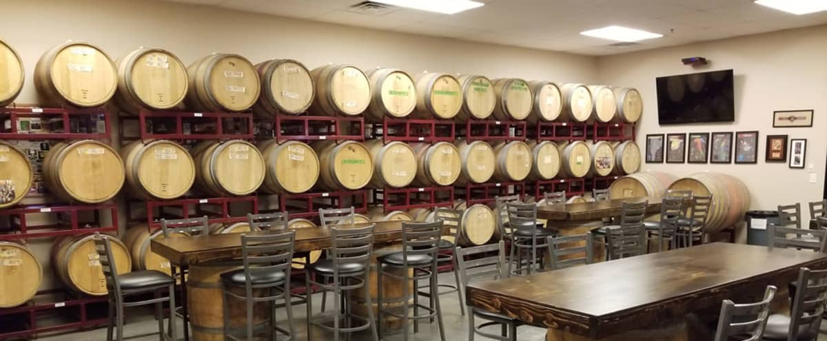 Industrial, Private Conference Room in Winery in Henderson Hero Image in Midway, Henderson, NV