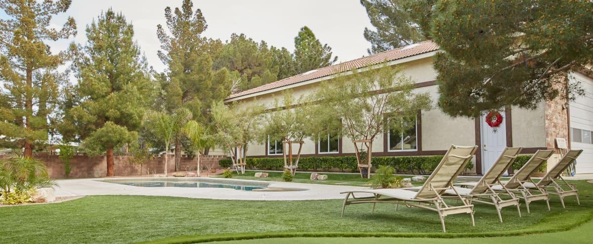 Las Vegas Estate with Pool in LAS VEGAS Hero Image in The Lakes, LAS VEGAS, NV