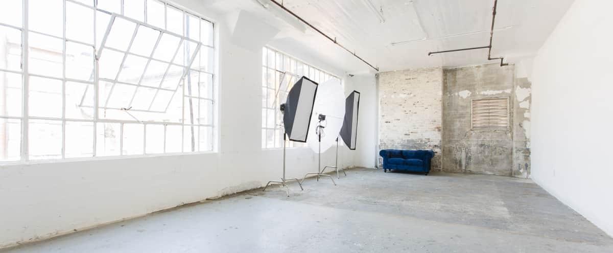 Studio 3 - Natural Light & Brick Wall Studio in Long Island City Hero Image in Long Island City, Long Island City, NY