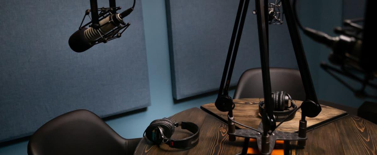 Podcast studio in the heart of Chelsea, Manhattan in New York Hero Image in Midtown Manhattan, New York, NY