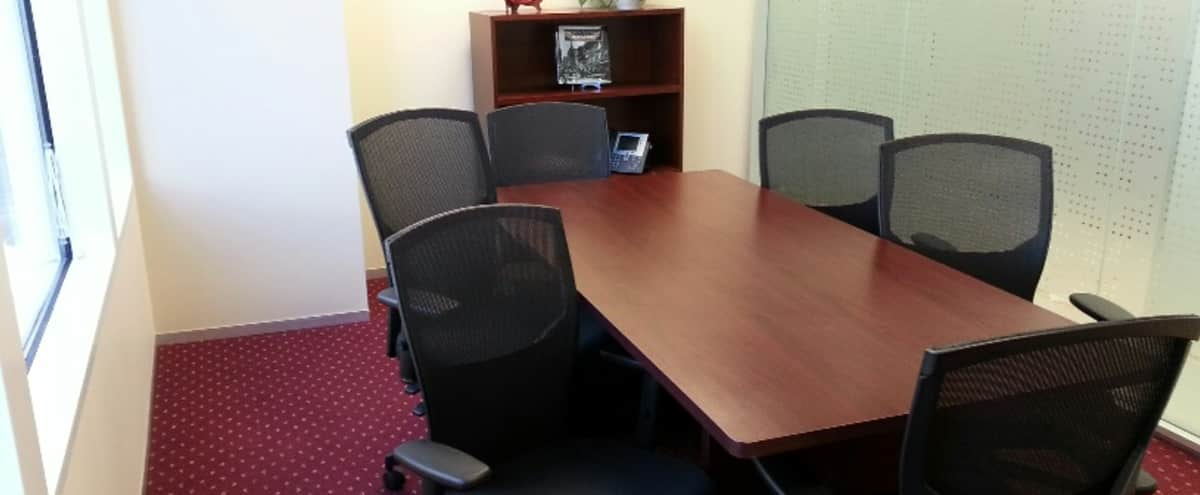 Downtown Meeting Room for 6 in Boston Hero Image in Downtown, Boston, MA