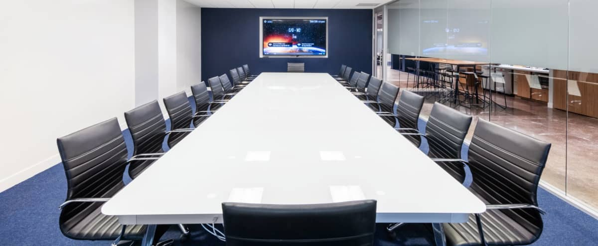 Stunning Downtown Meeting Room for 20 | M2 in Dallas Hero Image in Downtown, Dallas, TX