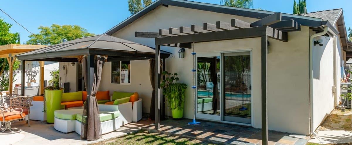 Suburban Modern House with Great Backyard in West Hills Hero Image in West Hills, West Hills, CA