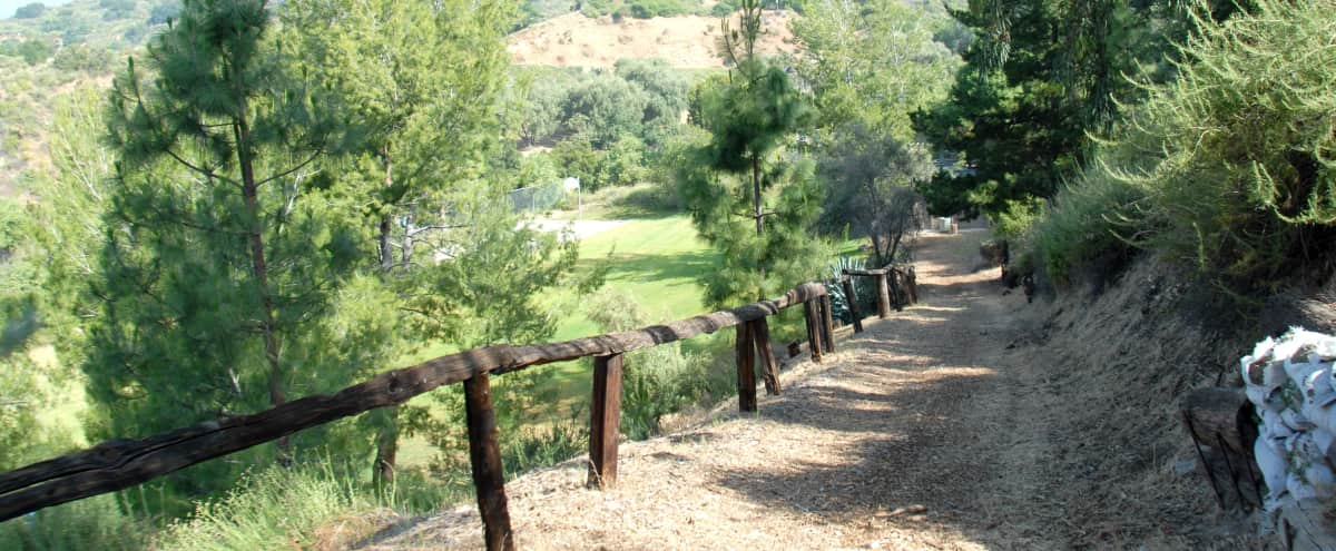 Camp Setting with Lodge and Outdoor Spaces in Altadena Hero Image in undefined, Altadena, CA