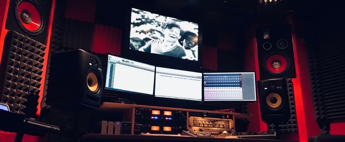 Recording Studio in Atlanta in Atlanta Hero Image in undefined, Atlanta, GA