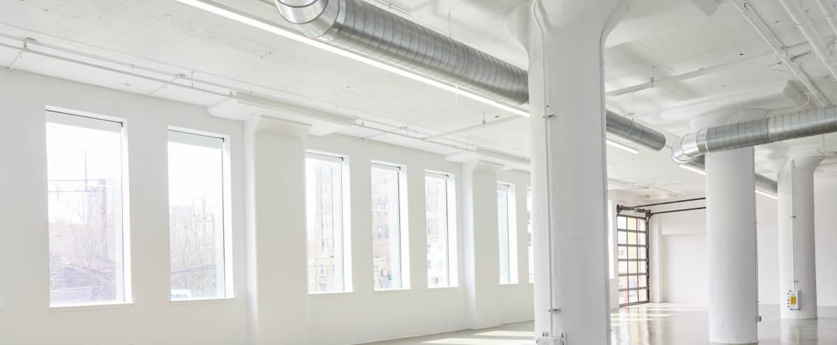 3,000 sq ft Industrial Studio & Event Space in Philadelphia Hero Image in Center City, Philadelphia, PA