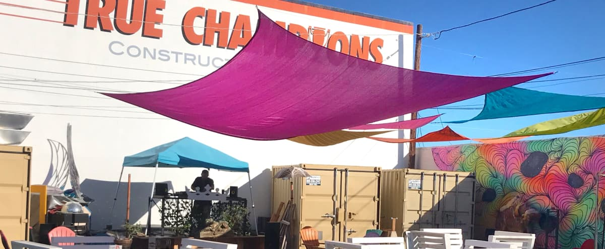 Vibrant & Versatile Creative Outdoor Space in San Diego Hero Image in Morena, San Diego, CA